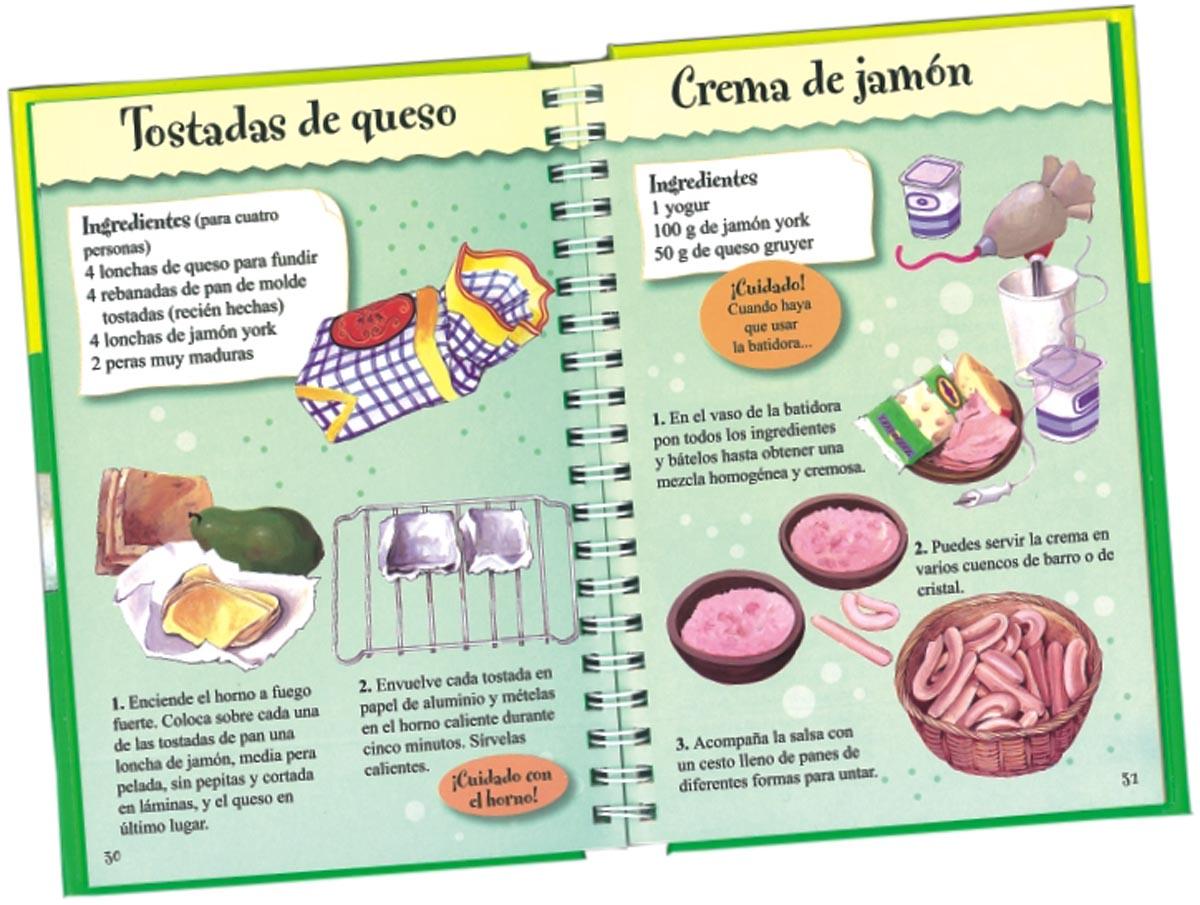 Vidas pixeladas cocina divertida para ni os de susaeta for Cocina para ninos