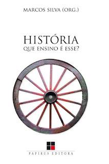 livro História Que Ensino É Esse marcos silva