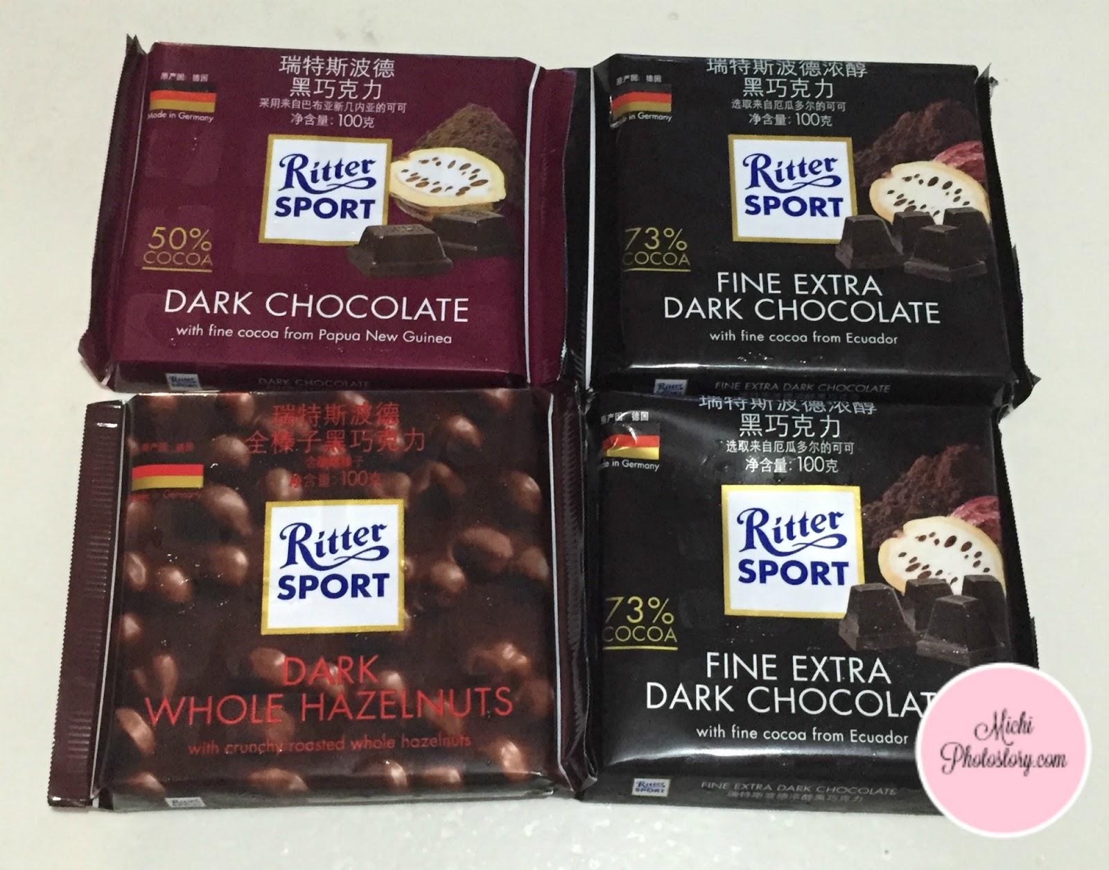 Michi Photostory: Ritter Sport Chocolate