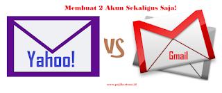 lebih bagus menggunakan gmail atau yahoo untuk melamar pekerjaan