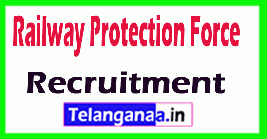 Railway Protection Force RPF Recruitment