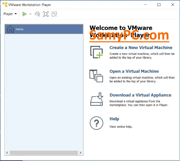 VMware Workstation Player Free Download Full Latest Version
