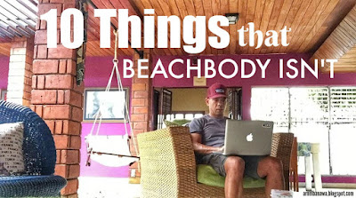 10 Things That Beachbody Isn't, Beachbody Facts, Beachbody on Demand Free Trial, Shakeology Samples, Become a Beachbody Coach, Beachbody Coach Benefits, Network Marketing Facts, Beachbody Free Accountability Group