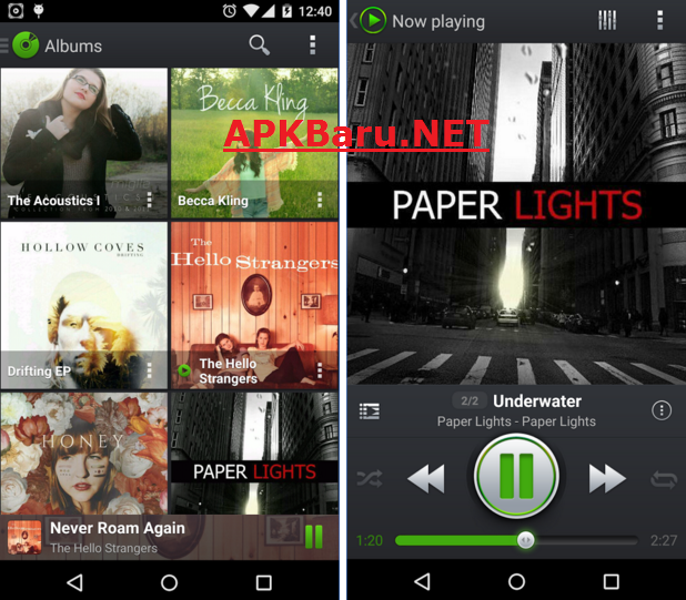 PlayerPro Music Player v3.5 Apk Latest Version