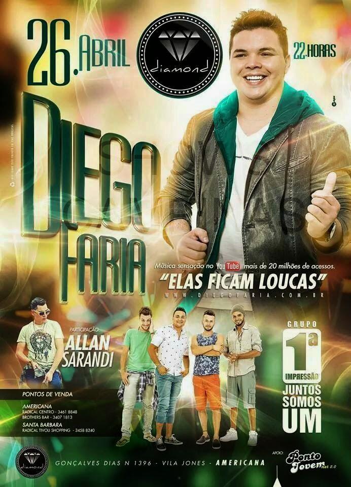 Diego Faria - 26 04 2014 - Americana e36ae3cf92c