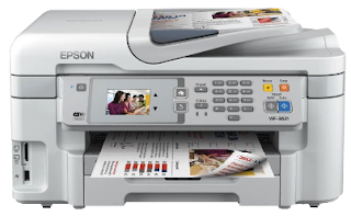 Epson WorkForce WF-3621 Driver Download - Windows, Mac