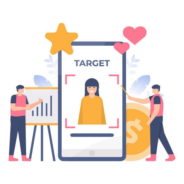 choosing a target audience