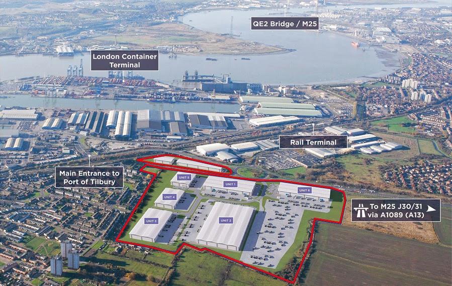 Felixstowe Dockers: Tilbury's London Container Terminal ...