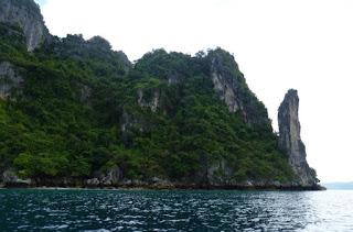 Koh Phi Phi Leh, Pileh Lagoon.