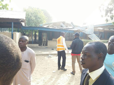 7 year old suicide bomber university of maiduguri