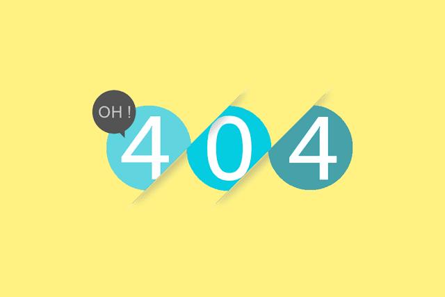 Cara Menambahkan Custom Error 404 di Blogger, Cara Membuat Custom Error 404 di Blogger, Cara Membuat Error 404,