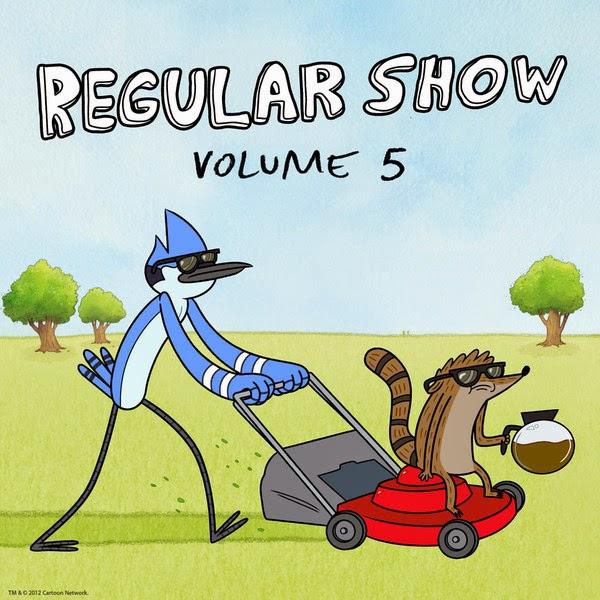 Watch Regular Show Online Season 5