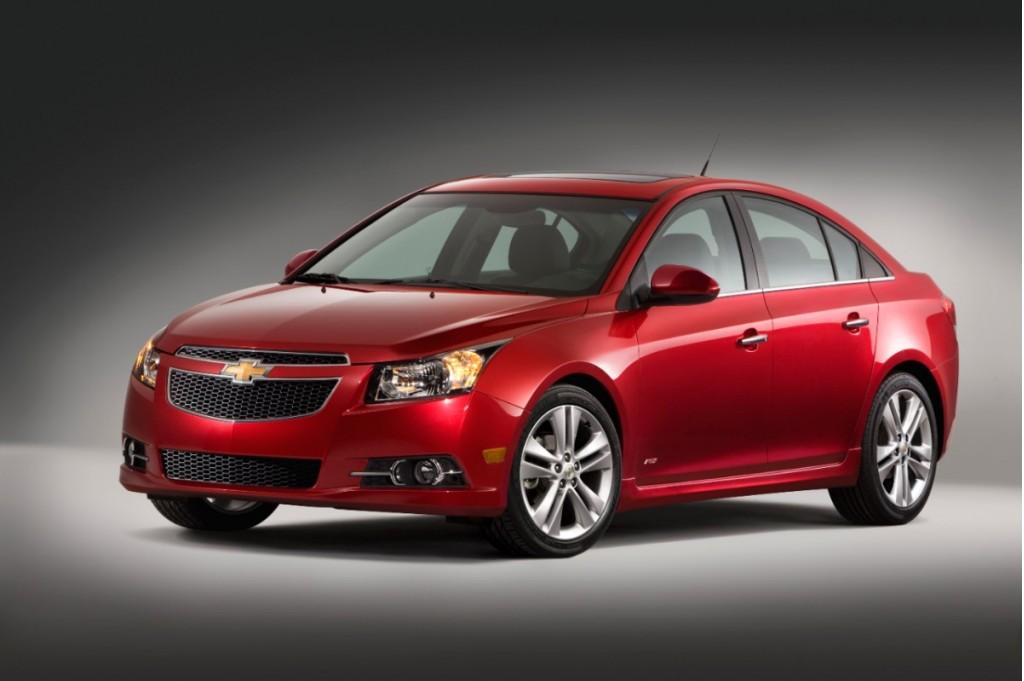 Alt Energy Autos: The 2013 Chevrolet Cruze Diesel