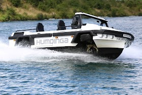 Gibbs Amphibians Begin Humdinga Demonstrations in Qatar