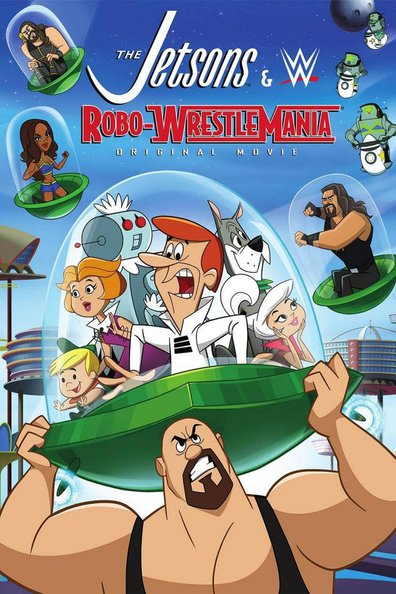 The Jetsons And WWE Robo WrestleMania [2017] [DVD9] [NTSC] [Latino]