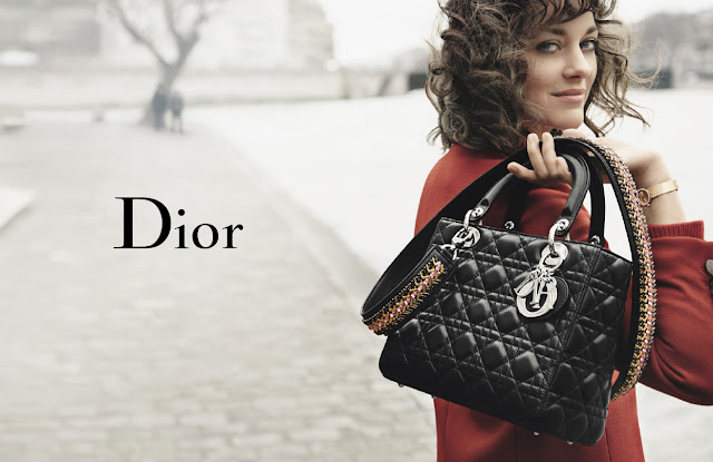 Marion Cotillard's New Lady Dior Campaign + BTS Video