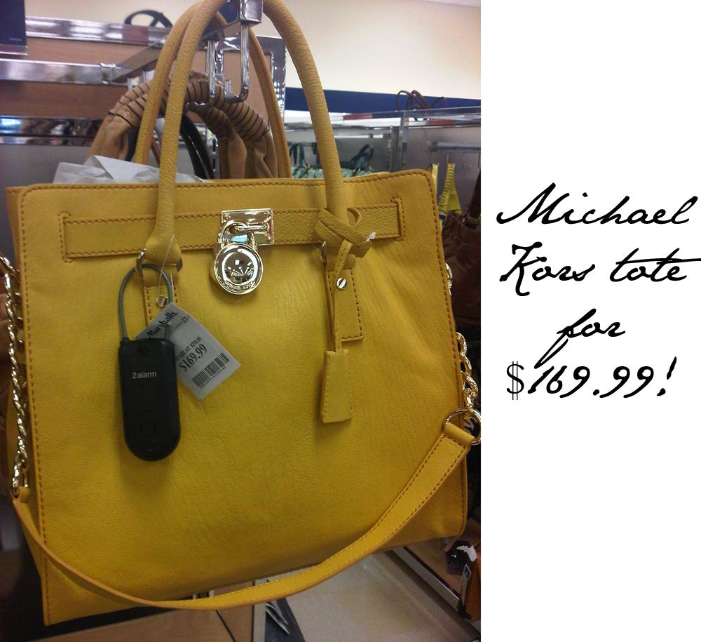 Shopping America Handbags At Marshalls
