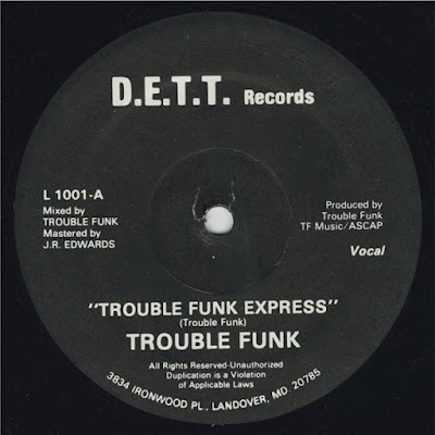 Trouble Funk Spin Time