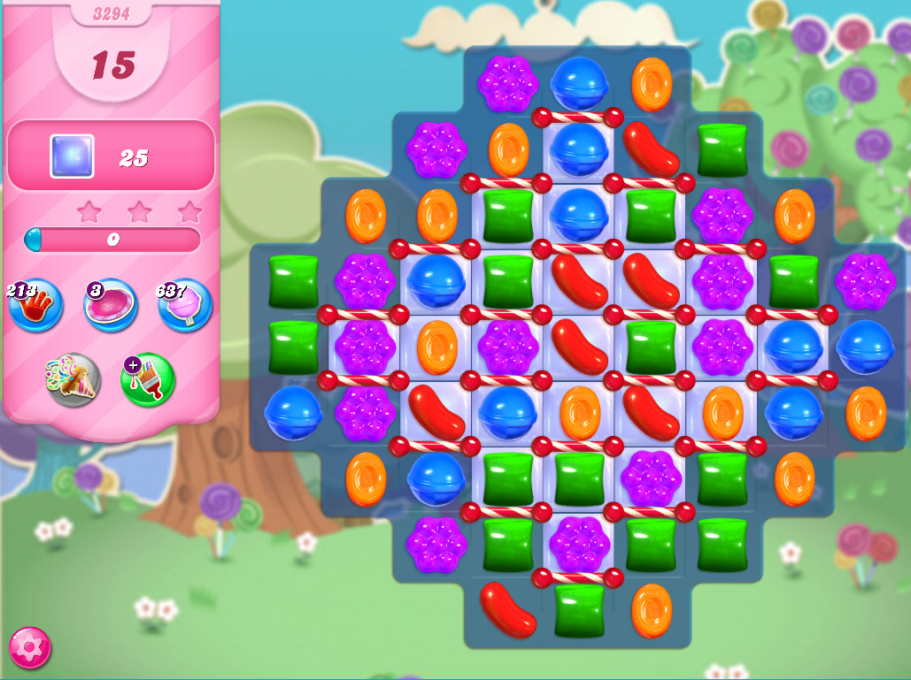Candy Crush Saga level 3294