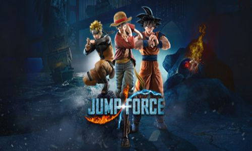 Download JUMP FORCE Free For PC