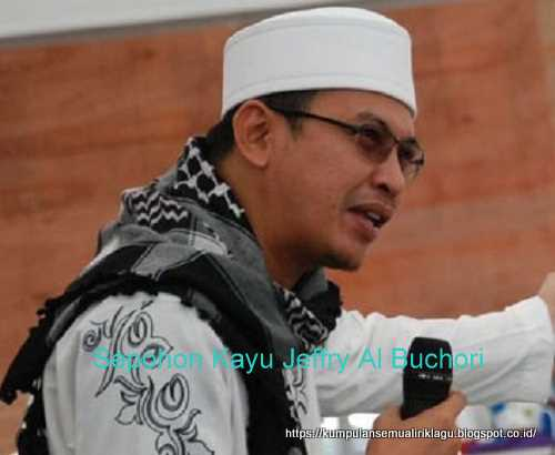 Sepohon Kayu Jeffry Al Buchori
