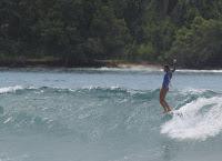 19 Honolua Blomfield Kumul PNG World Longboard Championships foto WSL Tim Hain