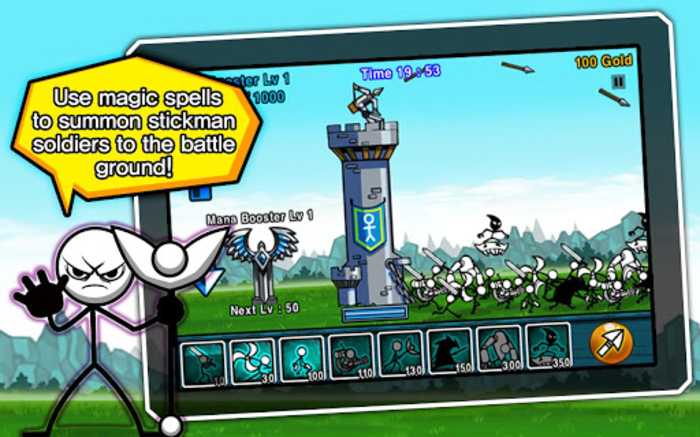 Cartoon Wars 3 APK Mod Android Terbaru