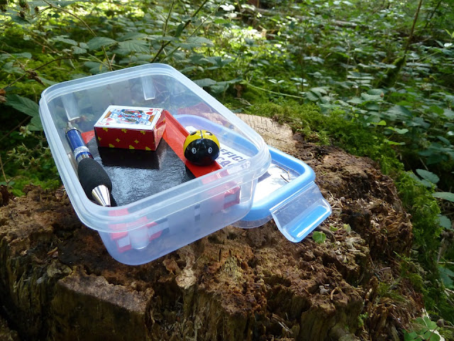 Teach Important Skills with a Geocaching Summer Scavenger Hunt