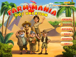 DOWNLOAD GAMES Farm Mania Hot Vacation FULL VERSION