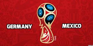 Gemany vs Mexico