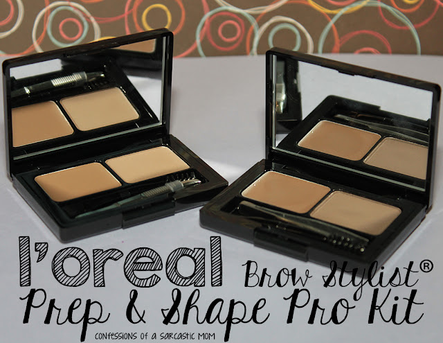 L'Oreal Brow Stylist Prep and Shape Pro Kit