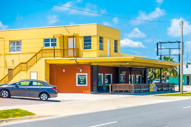 Outside - Gas Full Service Restaurant - St Augustine FL