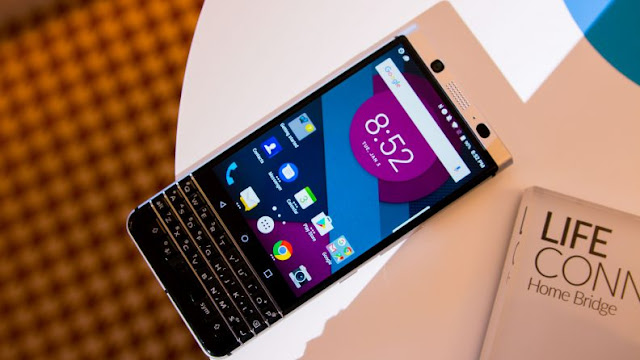Blackberry Mercury Powered By Android 2017