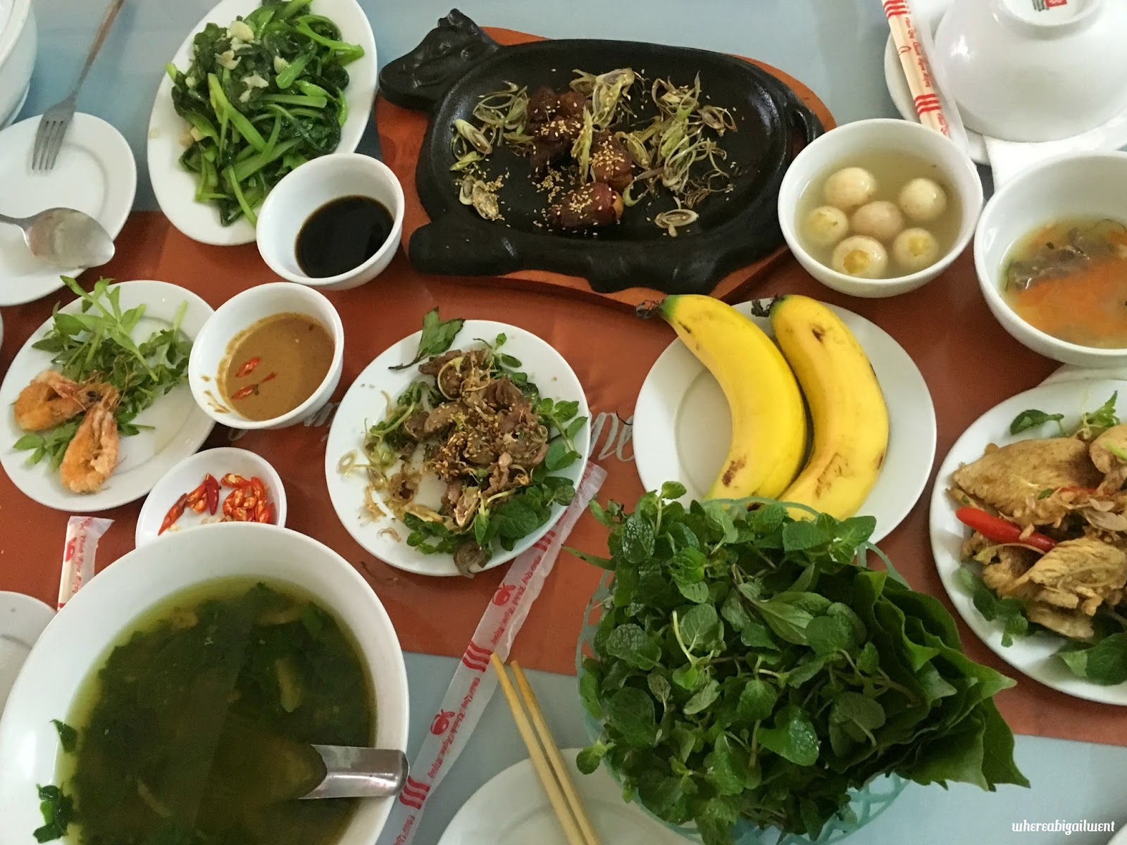Off the beaten track gourmet travel Ninh Binh