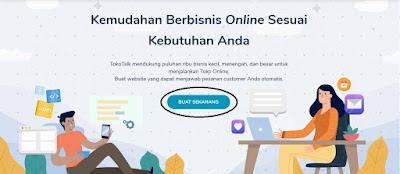 Cara Membuat Toko Online Sendiri Dengan Tokotalk