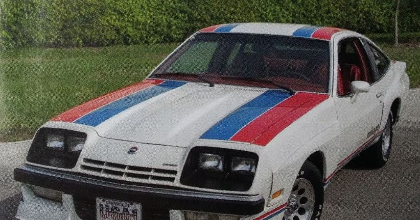 How Much Do Spark Plugs Cost >> Just A Car Guy: Chevy Monza V8... the engine had to be ...