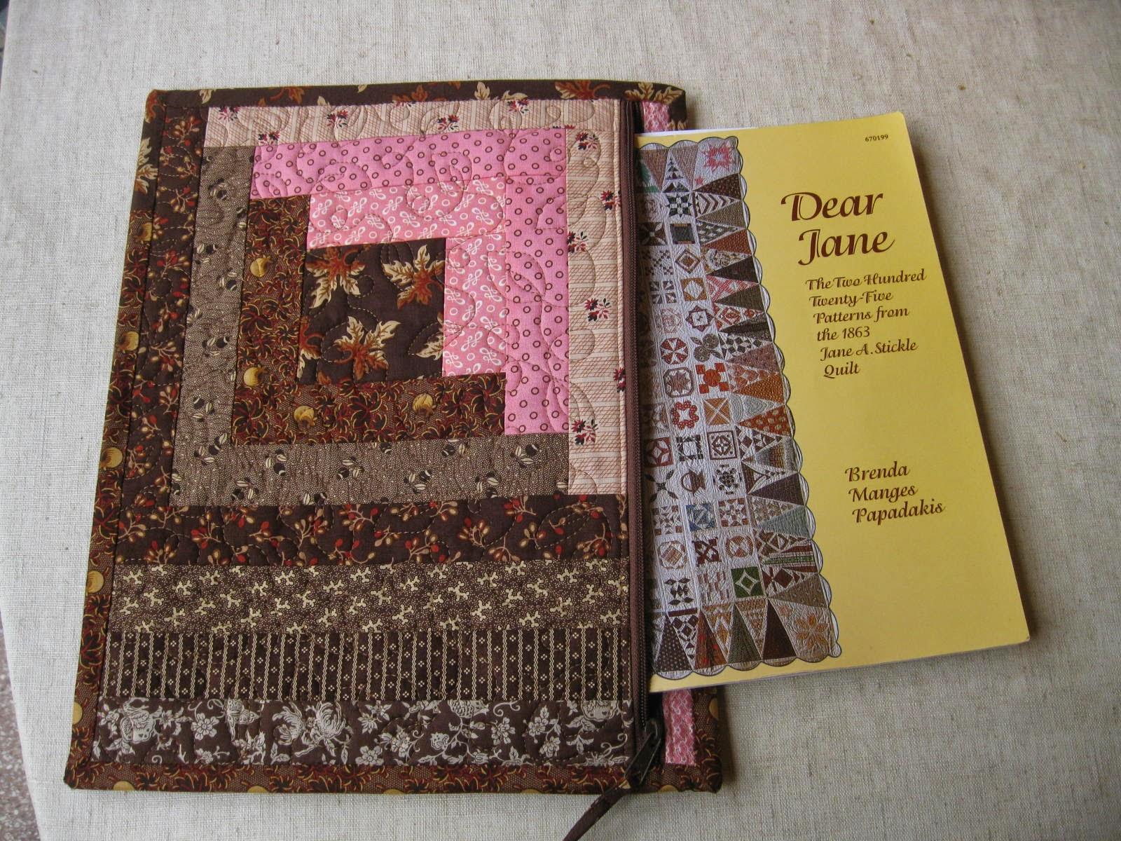 Valomea\'s Flickenkiste: Eine Tasche für den Dear Jane