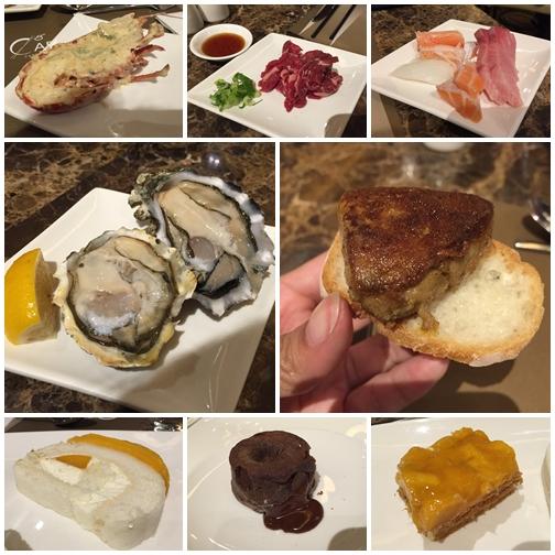 海鮮生蠔‧性價比高的自助晚餐 ❤ Cafe 8 Degrees【8度海逸酒店】