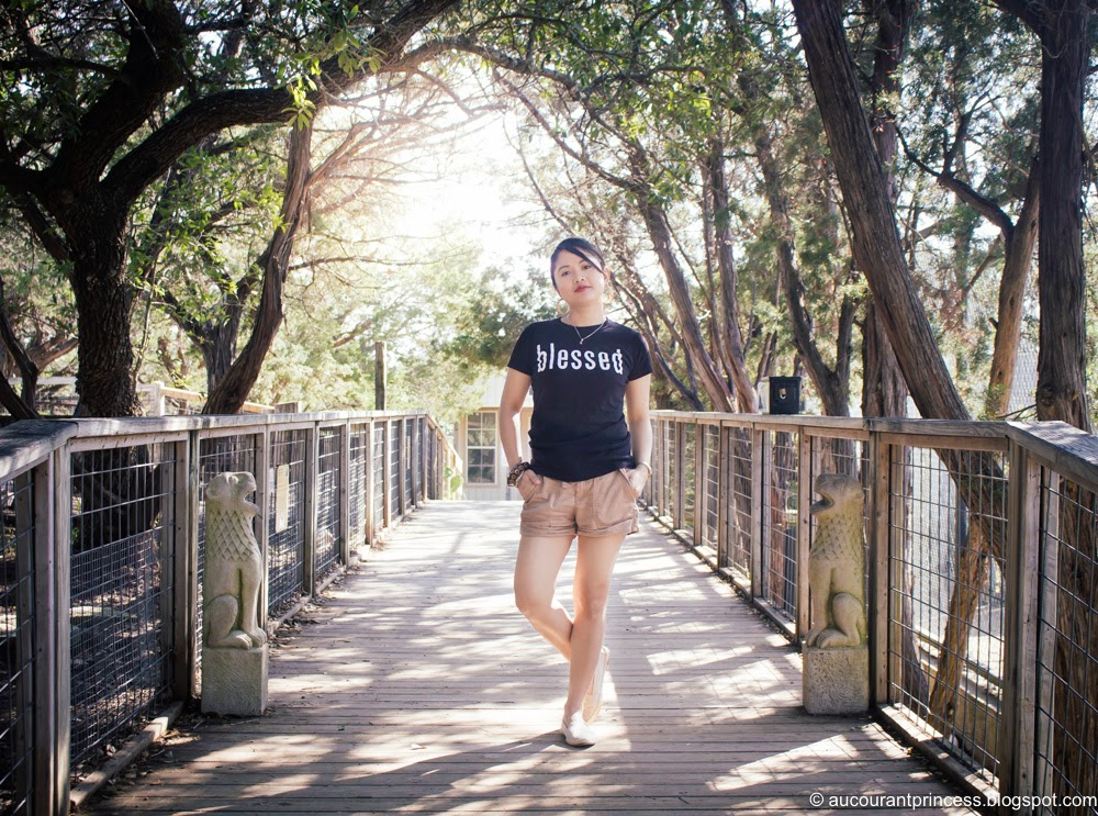 Blessed Graphic Tee Pointed Espadrilles