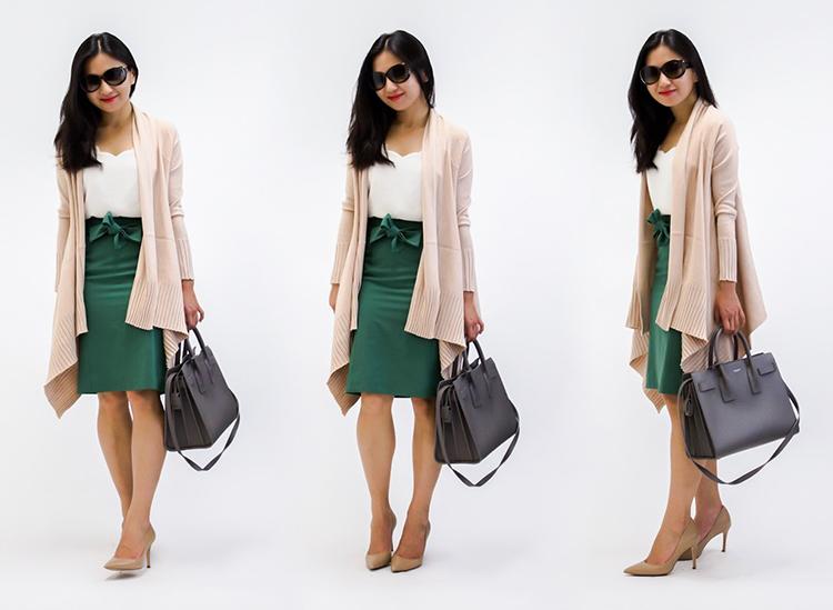 d5015127b84b Zara Wrap Cardigan in Pink (size S)