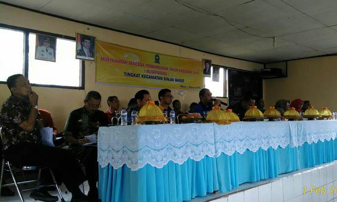 Ketua DPRD Sinjai Harap Rencana Pembangunan Dipetakan Secara Matang