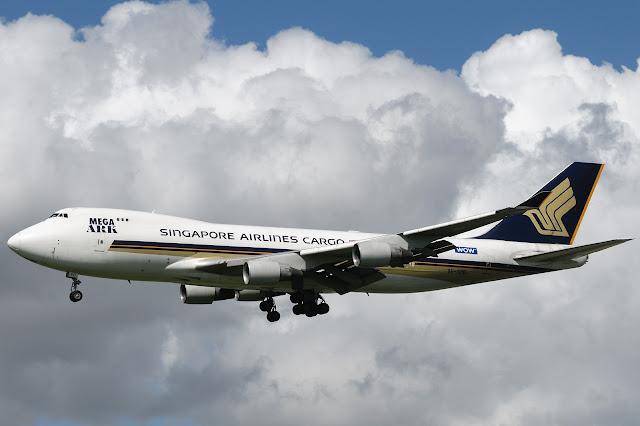 Mega Ark Boeing 747 Freighter