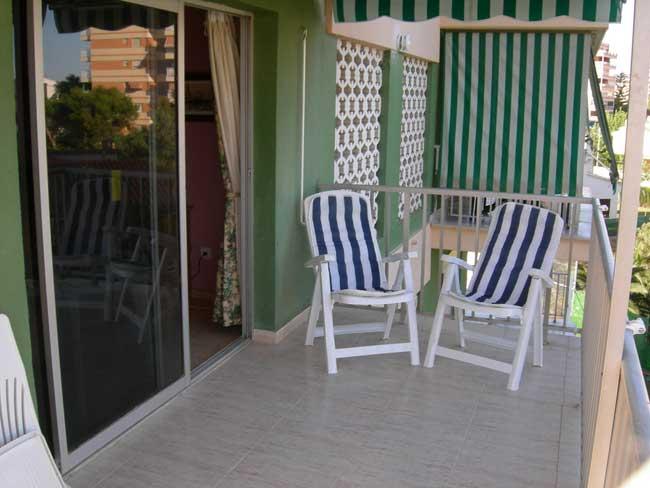 apartamento en venta calle pobla tornesa benicasim terraza1