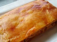 Empanada de salmón fresco