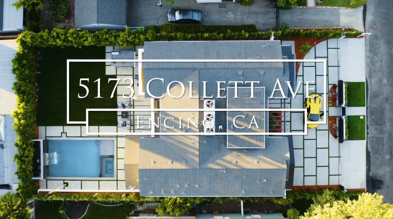 43 Photos vs. 5173 Collett Avenue | Encino - Luxury Home & Interior Design Video Tour
