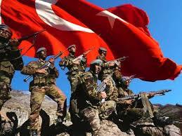 Турецкая армия сегодня