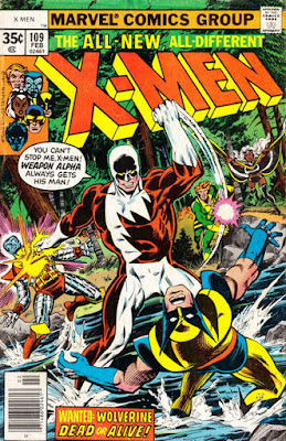X-Men #109, Weapon Alpha