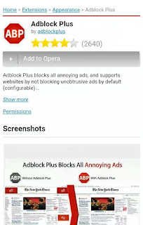 Opera Launches Android Ad Blocker price in nigeria