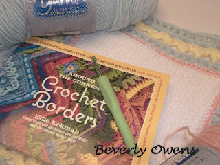 crochet borders book