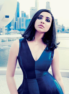Parineeti Chopra Photo shoot for Harper's Bazaar Magazine India July 2012 stills